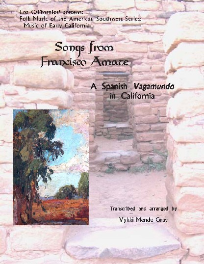 Songs from Francisco Amate