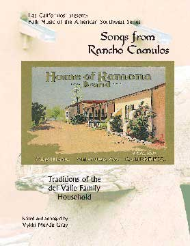 Songs from Rancho Camulos