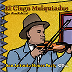 San Antonio House Party - CD cover